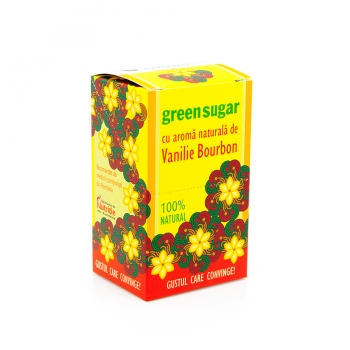 Green Sugar Vanilie Bourbon