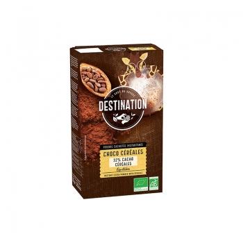 Eco Destination Bautura Instant Cacao-cereale 32% 400g