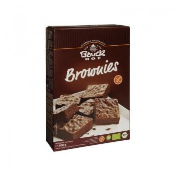 Bauckhof Premix Negresa Extra Ciocolata Fara Gluten, 400 G