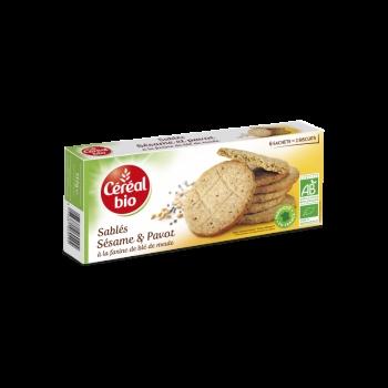 Cereal Bio Biscuiti Susan - Mac, 132 G
