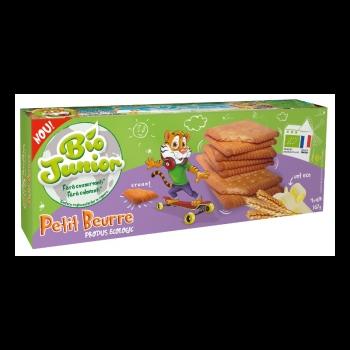Bio Junior Biscuiti Eco Petit Beurre Cu Unt 167g