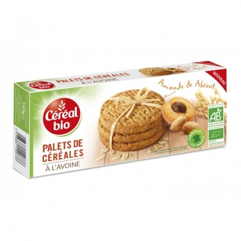 Céréal Bio Paleuri De Cereale Ovaz – Migdale – Caise, 140g