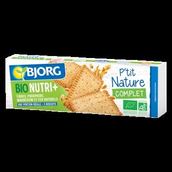 Bjorg Biscuiti Integrali Natur Bio Nutri
