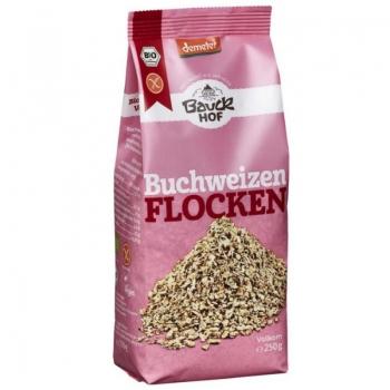 Bauckhof – Fulgi De Hrisca, Fara Gluten, 250g