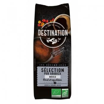 Eco Destination Cafea Macinata Selection - Pur Arabica 250g