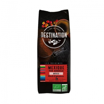 Eco Destination Cafea Macinata Origini - Mexic 250g