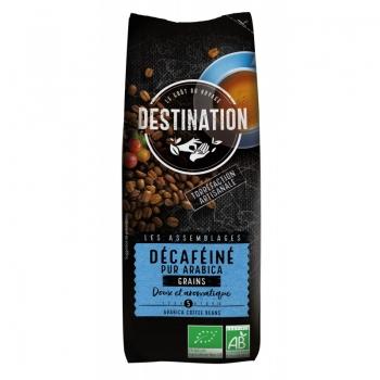 Eco Destination Cafea Boabe Pur Arabica - Decaf 250g