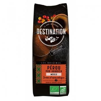 Eco Destination Cafea Macinata Pur Arabica Origini - Peru 250g