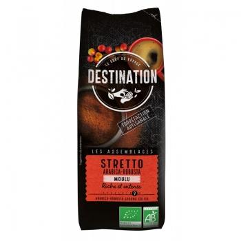 Eco Destination Cafea Stretto Arabica-robusta 250g