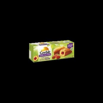 Gerble No Gluten Minichec Crema Capsuni, 210g