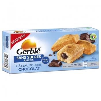 Gerble Glucoregul - Prajitura Umpluta Cu Ciocolata 150 G