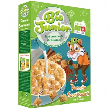 Bio Junior Cereale Pernute Scortisoara 275g