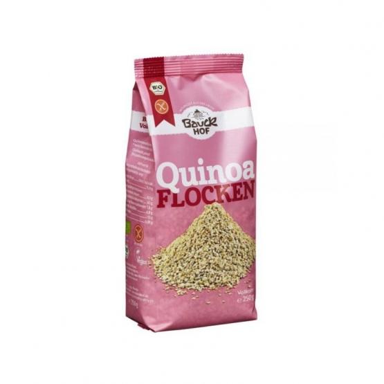 Bauckhof – Fulgi De Quinoa, Fara Gluten, 250g