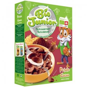 Bio Junior Cereale Petale Cacao, 250 G