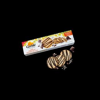 Gerble Expert Dietetic Biscuiti Chia Glazurati Cicolata 156g