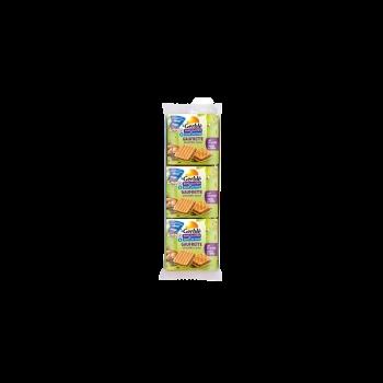 Gerble Fara Gluten & Lactoza Napolitane Cioco-migdale 3x21g