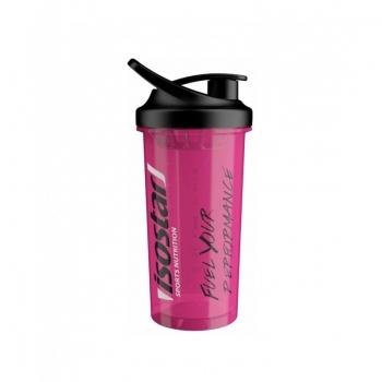Isostar Shaker Pink 700ml