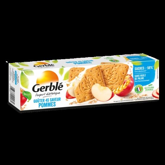 Gerble Expert Dietetic Gustare Cu Mere, 360g