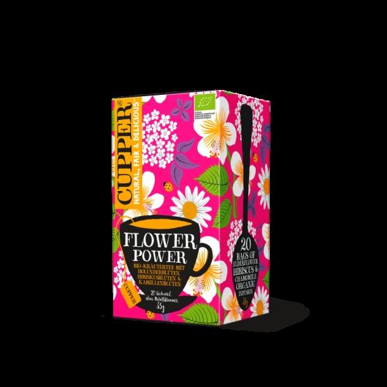 Eco Cupper Infuzie Flower Power 20x1,75g