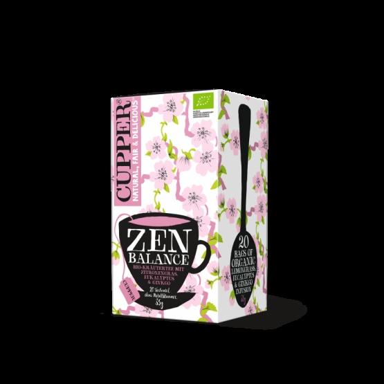 Eco Cupper Ceai Zen Ballance 20x1,75g