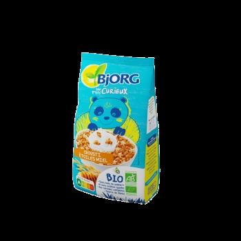 Eco Bjorg Kid Cereale Cu Miere Pentru Copii 220g