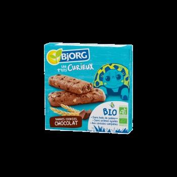 Eco Bjorg Kid Batoane Ciocolata 140g