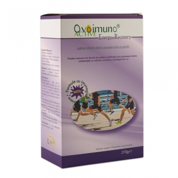 OvoIMUNOactive Energy & Recovery 270g - Sportivi
