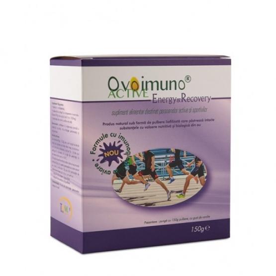 OvoIMUNOactive Energy & Recovery 150g