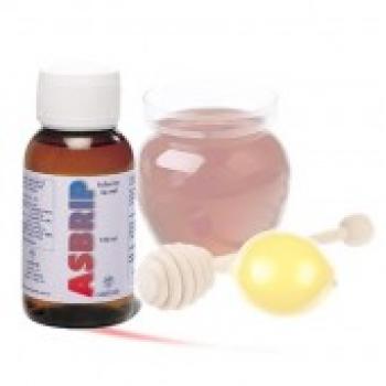 ASBRIP Sirop pentru infectii respiratorii repetate 150 ml