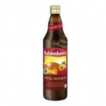 Suc organic mere şi mango (Apfel-Mango) - 125ml