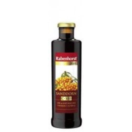 Nectar organic CĂTINA (Sanddorn) C-500 NEÎNDULCITĂ - 500 ml