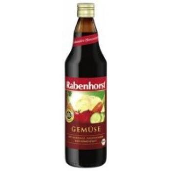 Sirop bio Gemusse - 750 ml