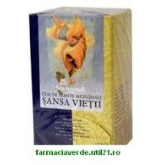 Ceai Sansa Vietii - 18 doze