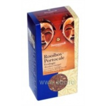 Ceai Rooibos portocale - 100g