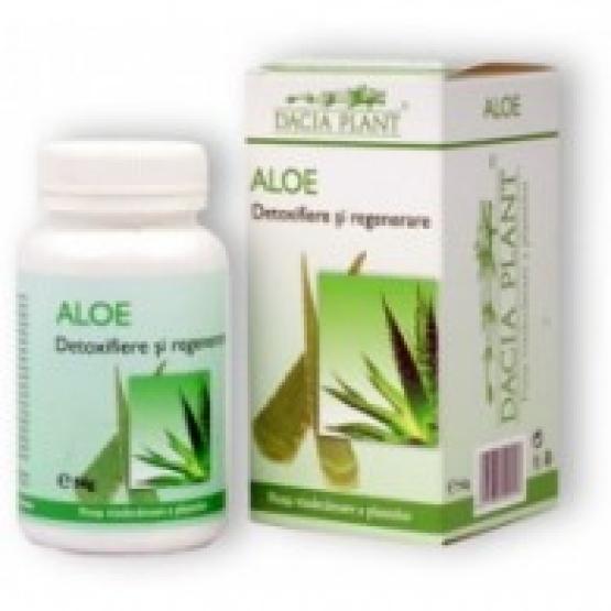 ALOE - 60 cps - DACIA PLANT