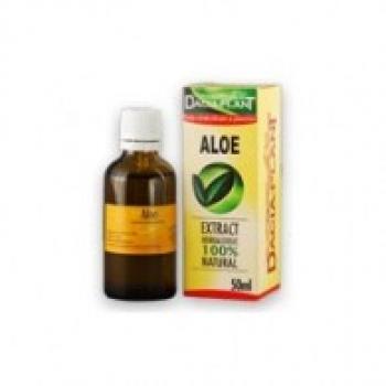 Tinctura de Aloe - 50 ml
