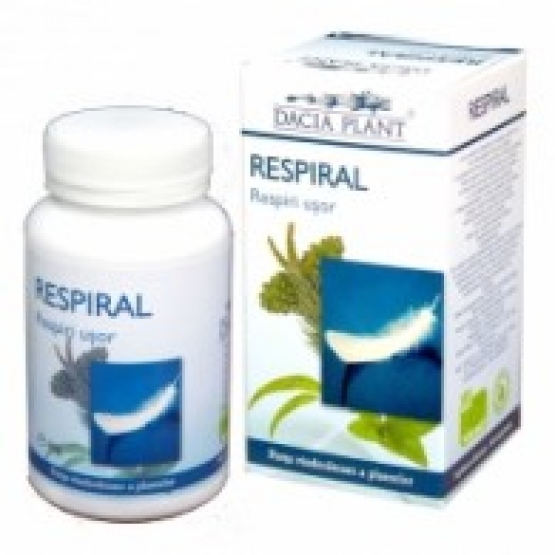 Respiral FORTE - 60 cps -