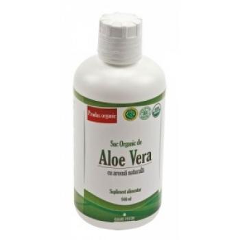 Suc Organic de Aloe Vera 946 ml, Adams Vision