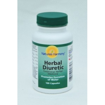 Herbal Diuretic - Curata si detoxifica sistemul urinar - 100cps