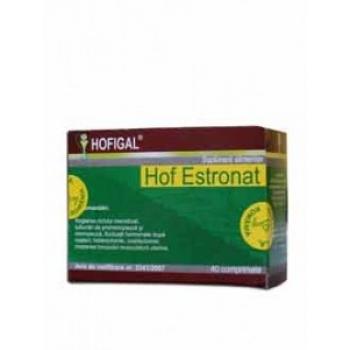 HOF ESTRONAT 40cpr HOFIGAL