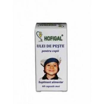 ULEI PESTE PENTRU COPII - 60cps(moi)