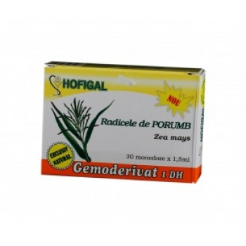 Radicele de porumb - 30 monodoze - Hofigal