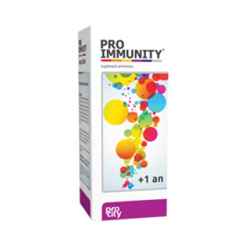 SIROP COPII PRO IMMUNITY (1-6 ani) 150ml / Fiterman