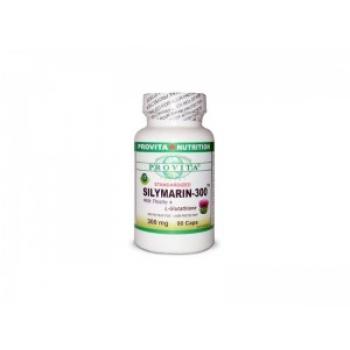 Silymarin 300 Forte - Protector al ficatului / Provita