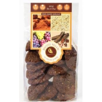 Biscuiti vegani cu roscove si ovaz (fara zahar adaugat) 150 g - AMBROZIA