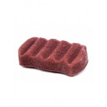 Burete Pure Konjac corp regenerare cu argila rosie