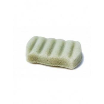 Burete Pure Konjac corp piela grasa cu argila verde