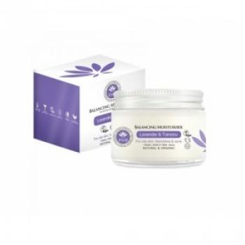 Crema echilibranta cu lavanda si tamanu pentru tenul gras 50 ml / PHB
