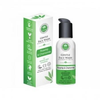 Gel de curatare faciala cu macese si musetel, ten sensibil cu acnee, 100 ml / PHB
