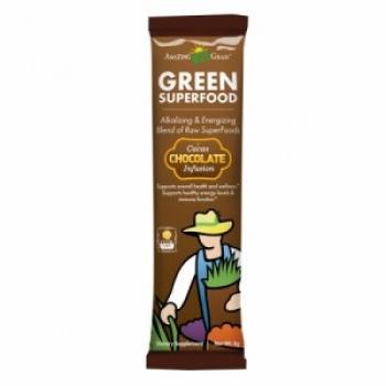 Bautura din iarba de grau - Ciocolata, pt. copii -1 portie